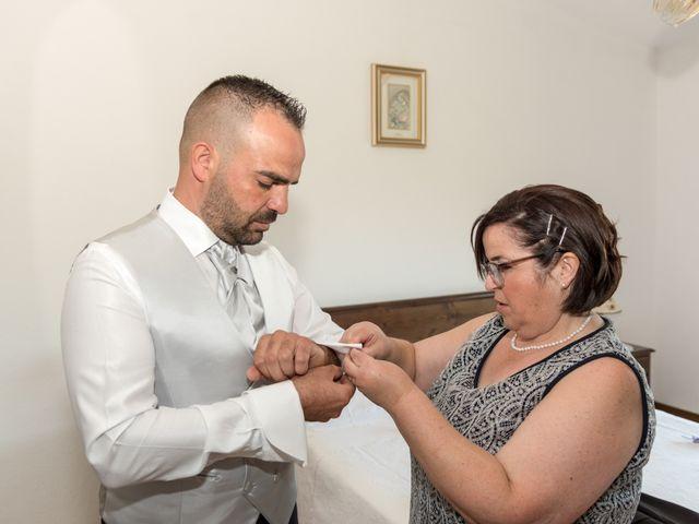 Il matrimonio di Gianni e Sabrina a Perdasdefogu, Nuoro 32
