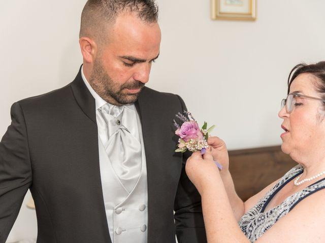 Il matrimonio di Gianni e Sabrina a Perdasdefogu, Nuoro 35