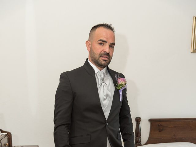 Il matrimonio di Gianni e Sabrina a Perdasdefogu, Nuoro 36
