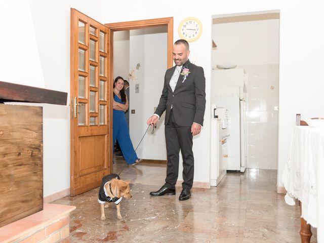 Il matrimonio di Gianni e Sabrina a Perdasdefogu, Nuoro 43