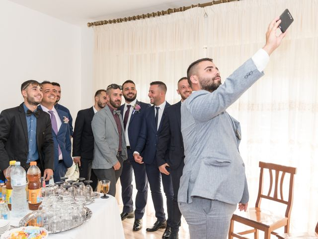 Il matrimonio di Gianni e Sabrina a Perdasdefogu, Nuoro 44