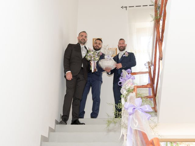 Il matrimonio di Gianni e Sabrina a Perdasdefogu, Nuoro 45