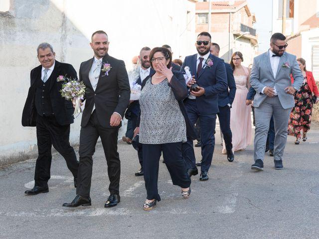 Il matrimonio di Gianni e Sabrina a Perdasdefogu, Nuoro 50