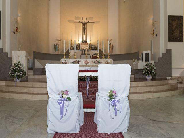 Il matrimonio di Gianni e Sabrina a Perdasdefogu, Nuoro 63