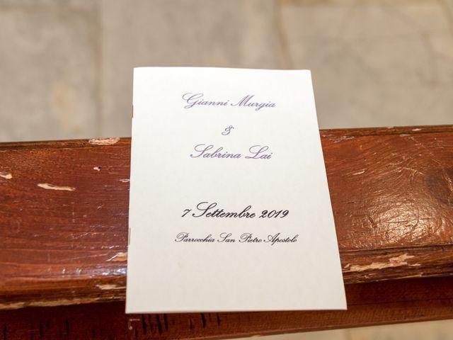 Il matrimonio di Gianni e Sabrina a Perdasdefogu, Nuoro 64