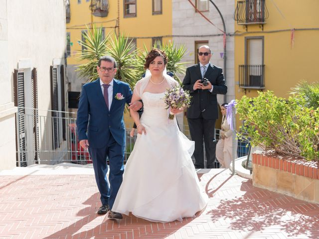 Il matrimonio di Gianni e Sabrina a Perdasdefogu, Nuoro 72