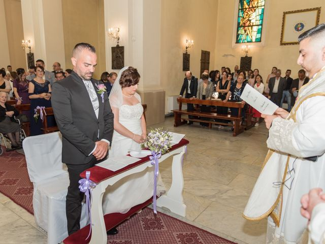 Il matrimonio di Gianni e Sabrina a Perdasdefogu, Nuoro 85