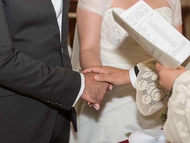 Il matrimonio di Gianni e Sabrina a Perdasdefogu, Nuoro 86