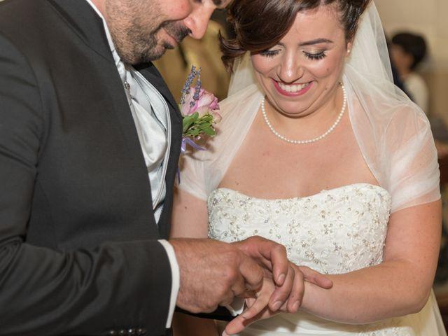 Il matrimonio di Gianni e Sabrina a Perdasdefogu, Nuoro 87