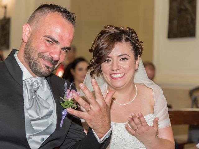Il matrimonio di Gianni e Sabrina a Perdasdefogu, Nuoro 94