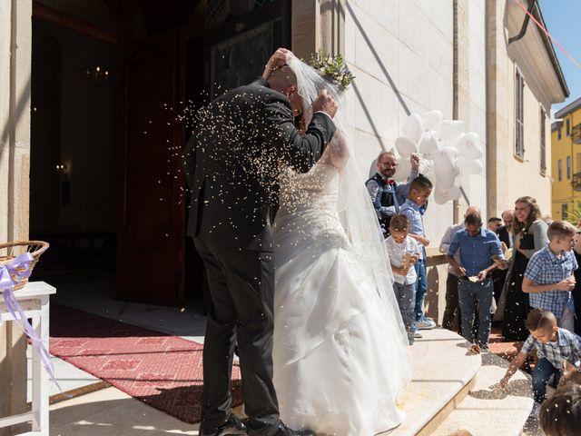 Il matrimonio di Gianni e Sabrina a Perdasdefogu, Nuoro 98
