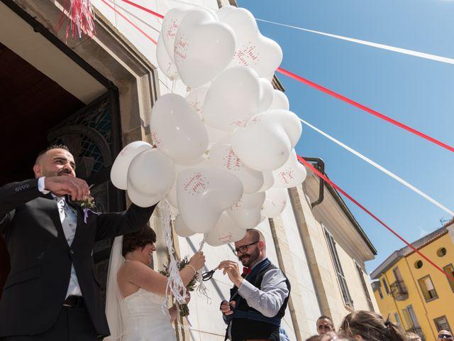 Il matrimonio di Gianni e Sabrina a Perdasdefogu, Nuoro 99