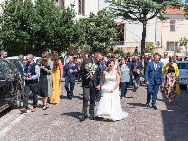 Il matrimonio di Gianni e Sabrina a Perdasdefogu, Nuoro 103