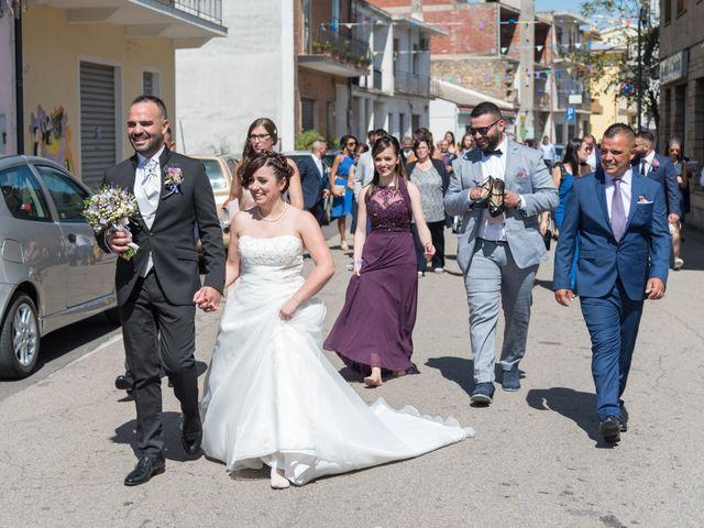 Il matrimonio di Gianni e Sabrina a Perdasdefogu, Nuoro 105