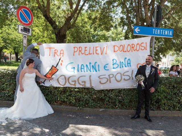 Il matrimonio di Gianni e Sabrina a Perdasdefogu, Nuoro 108
