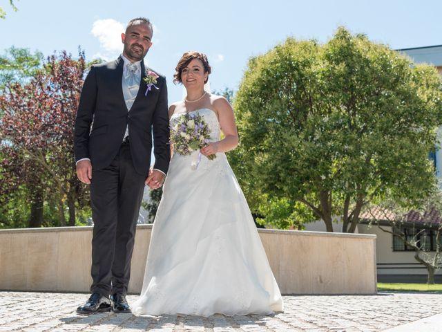 Il matrimonio di Gianni e Sabrina a Perdasdefogu, Nuoro 107
