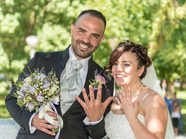 Il matrimonio di Gianni e Sabrina a Perdasdefogu, Nuoro 110