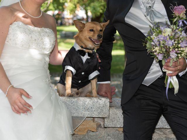 Il matrimonio di Gianni e Sabrina a Perdasdefogu, Nuoro 112