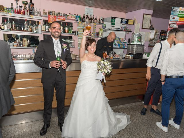 Il matrimonio di Gianni e Sabrina a Perdasdefogu, Nuoro 113