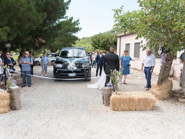 Il matrimonio di Gianni e Sabrina a Perdasdefogu, Nuoro 130