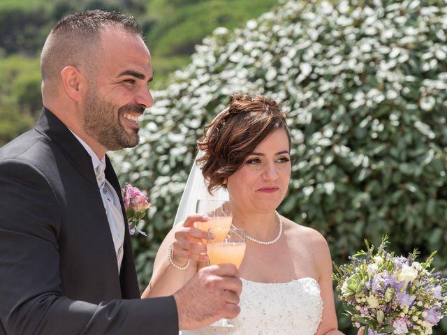 Il matrimonio di Gianni e Sabrina a Perdasdefogu, Nuoro 140