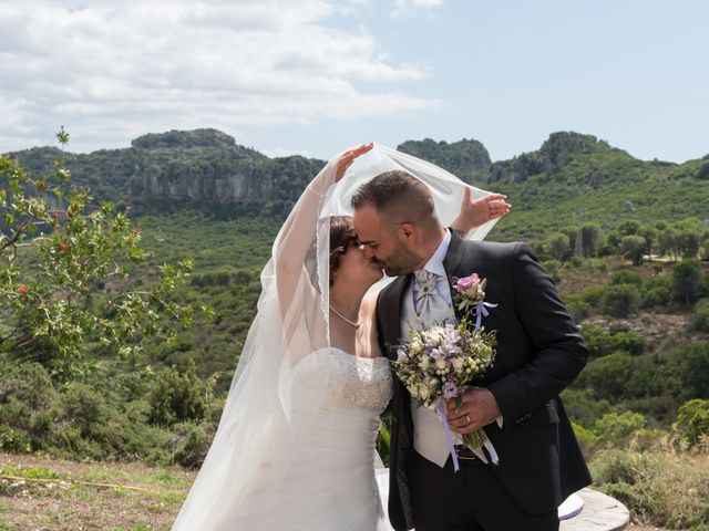 Il matrimonio di Gianni e Sabrina a Perdasdefogu, Nuoro 141