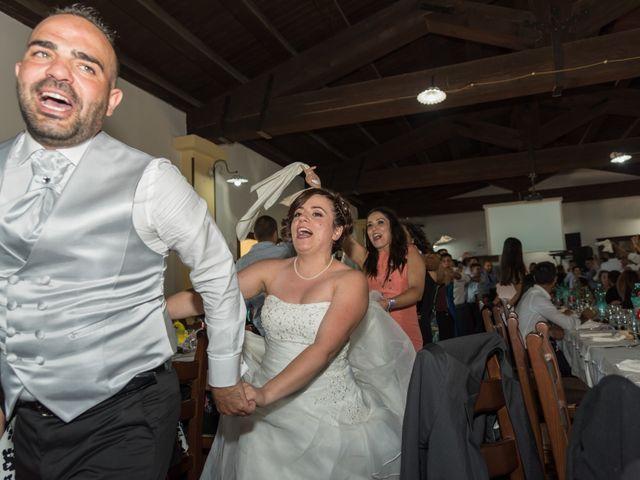 Il matrimonio di Gianni e Sabrina a Perdasdefogu, Nuoro 143