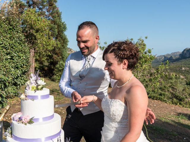 Il matrimonio di Gianni e Sabrina a Perdasdefogu, Nuoro 146