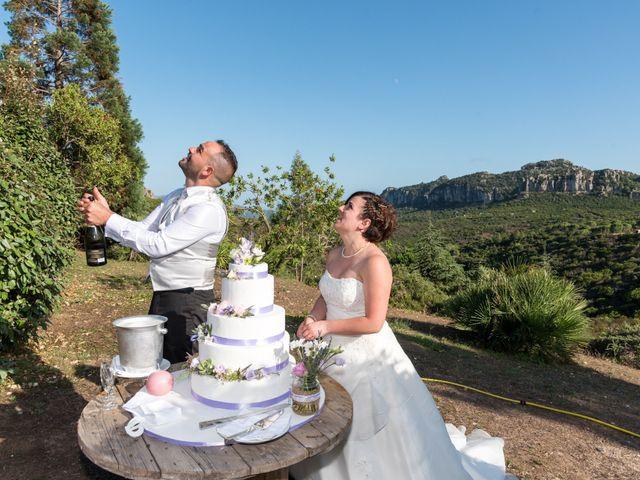 Il matrimonio di Gianni e Sabrina a Perdasdefogu, Nuoro 148