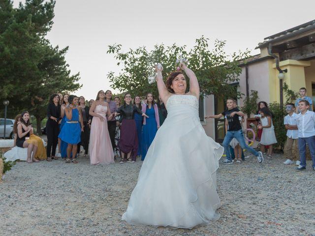 Il matrimonio di Gianni e Sabrina a Perdasdefogu, Nuoro 157