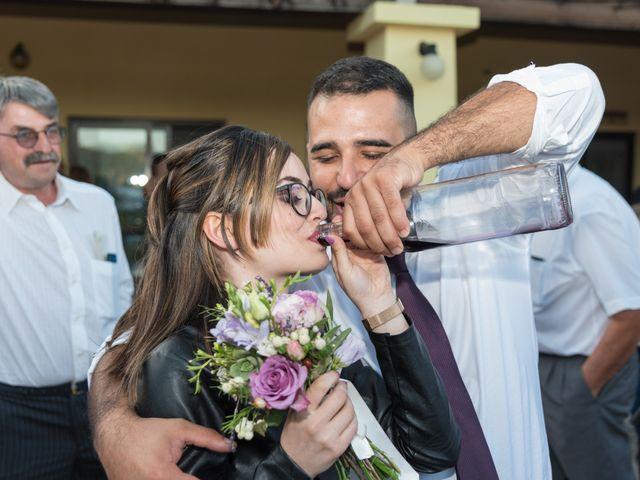 Il matrimonio di Gianni e Sabrina a Perdasdefogu, Nuoro 158
