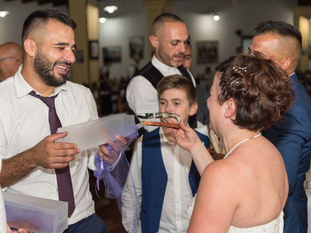 Il matrimonio di Gianni e Sabrina a Perdasdefogu, Nuoro 162