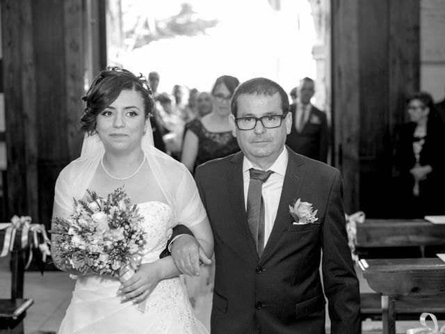 Il matrimonio di Gianni e Sabrina a Perdasdefogu, Nuoro 73