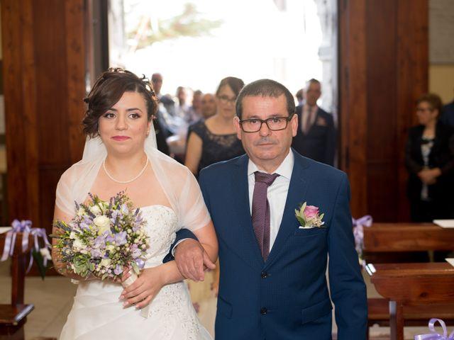 Il matrimonio di Gianni e Sabrina a Perdasdefogu, Nuoro 74