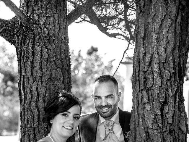 Il matrimonio di Gianni e Sabrina a Perdasdefogu, Nuoro 169