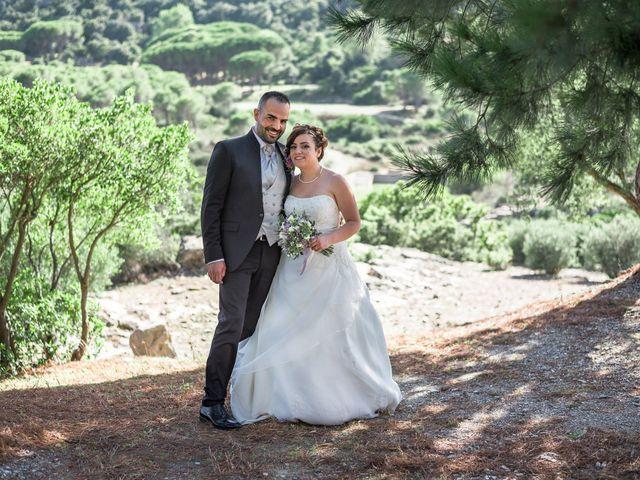 Il matrimonio di Gianni e Sabrina a Perdasdefogu, Nuoro 1