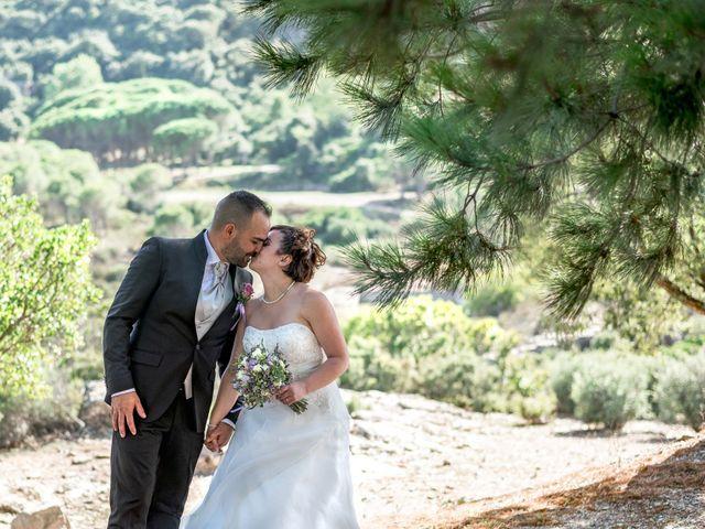 Il matrimonio di Gianni e Sabrina a Perdasdefogu, Nuoro 2
