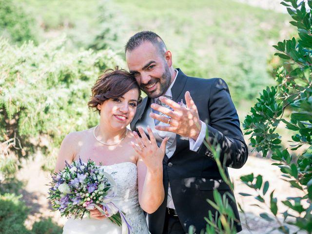 Il matrimonio di Gianni e Sabrina a Perdasdefogu, Nuoro 170