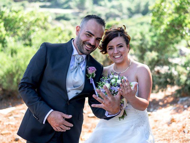 Il matrimonio di Gianni e Sabrina a Perdasdefogu, Nuoro 171