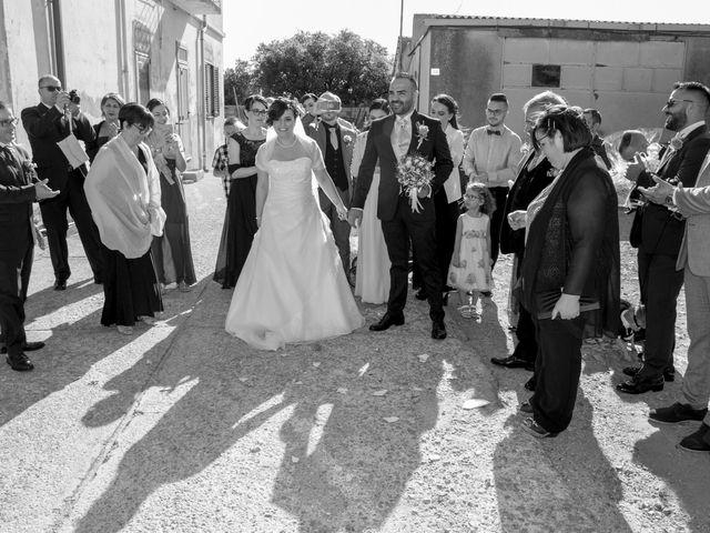 Il matrimonio di Gianni e Sabrina a Perdasdefogu, Nuoro 57