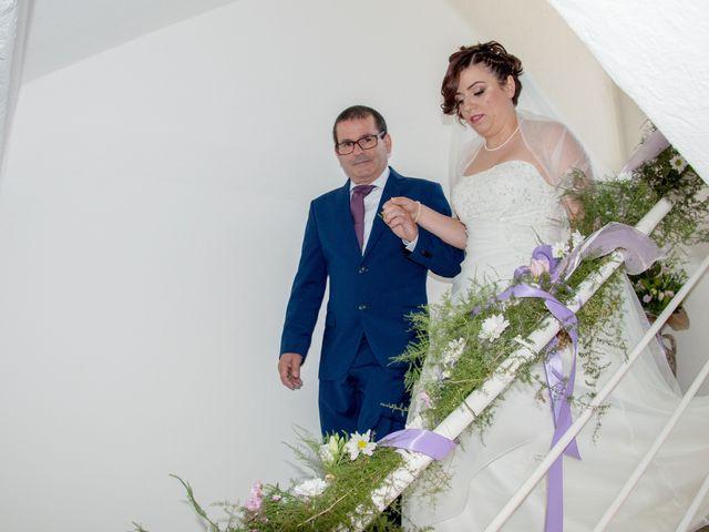 Il matrimonio di Gianni e Sabrina a Perdasdefogu, Nuoro 52