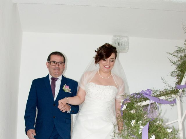 Il matrimonio di Gianni e Sabrina a Perdasdefogu, Nuoro 53