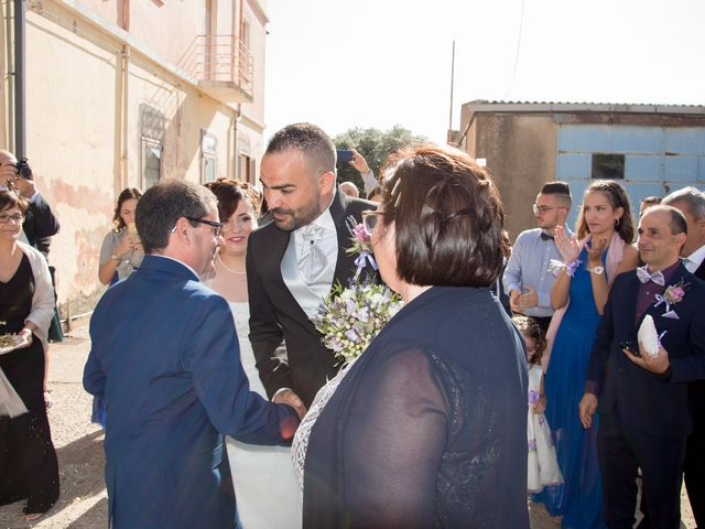 Il matrimonio di Gianni e Sabrina a Perdasdefogu, Nuoro 56