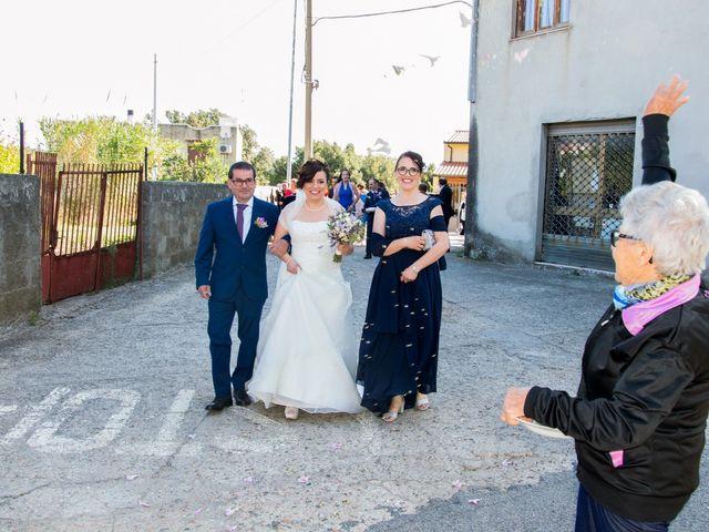Il matrimonio di Gianni e Sabrina a Perdasdefogu, Nuoro 60