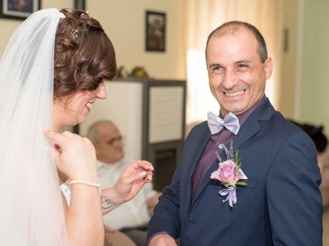 Il matrimonio di Gianni e Sabrina a Perdasdefogu, Nuoro 21