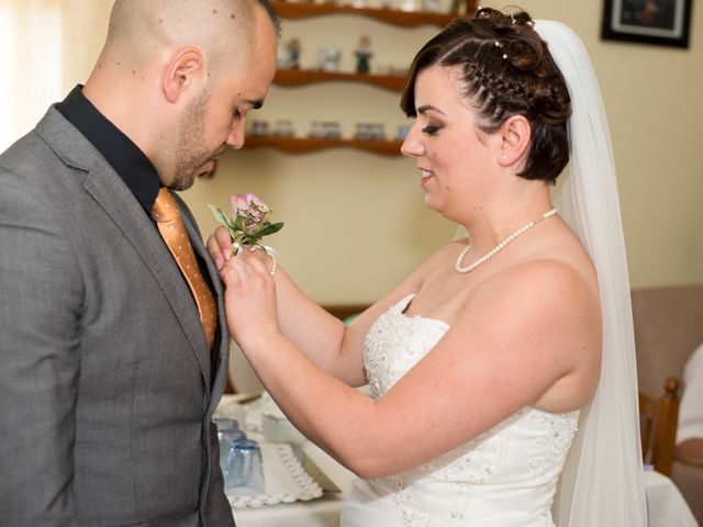 Il matrimonio di Gianni e Sabrina a Perdasdefogu, Nuoro 23