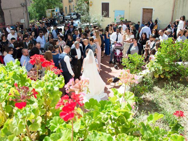 Il matrimonio di Gianni e Sabrina a Perdasdefogu, Nuoro 101