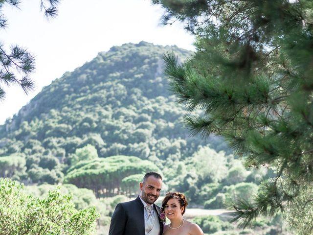 Il matrimonio di Gianni e Sabrina a Perdasdefogu, Nuoro 172