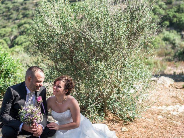 Il matrimonio di Gianni e Sabrina a Perdasdefogu, Nuoro 174