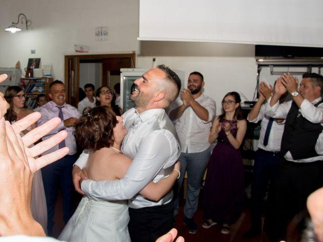 Il matrimonio di Gianni e Sabrina a Perdasdefogu, Nuoro 177